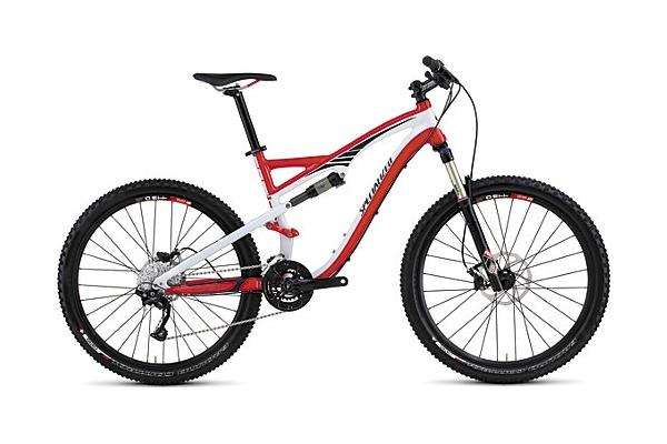 Specialized Camber Dual Suspension