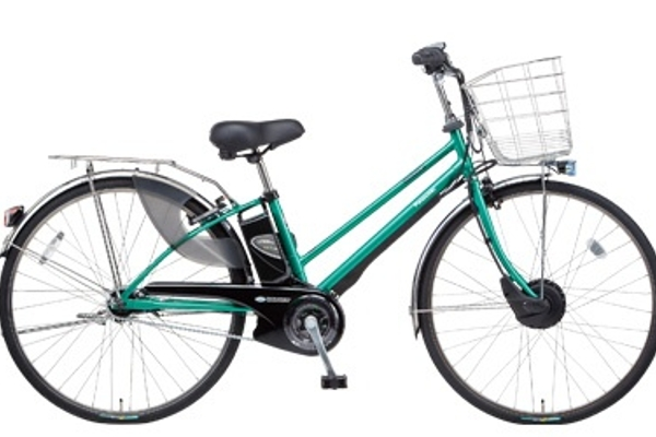 Panasonic E-bike for long-ride like 94 km or 59 miles with full charge
