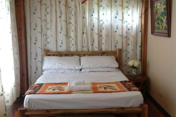 Big spacious room which can occupy from 2 guests up to 3-5 persons with extra bed.