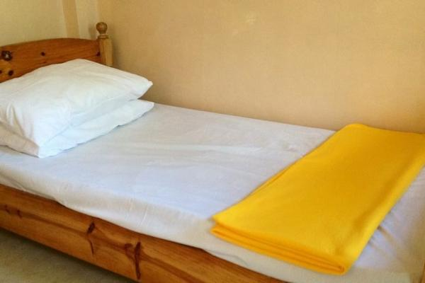 An extra bed is already provided inside the room