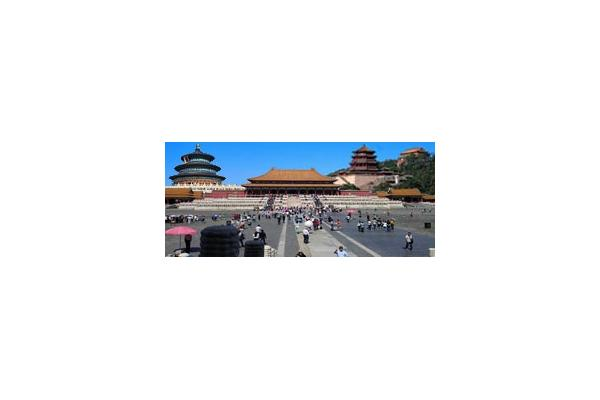 Forbidden City & Temple of Heaven & Summer Palace