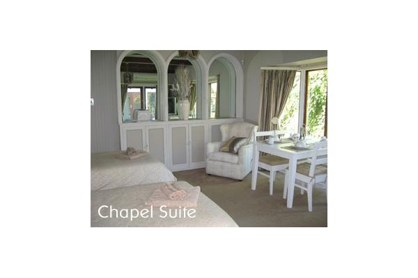 Chapel Room, sleeps 4