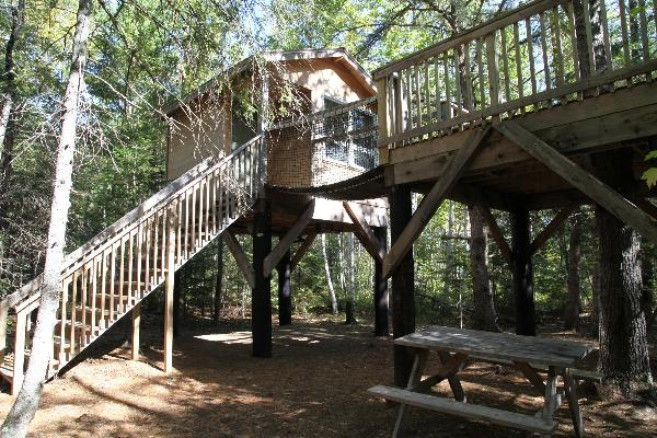 Miramichi Treehouse & Camping Adventures Inc