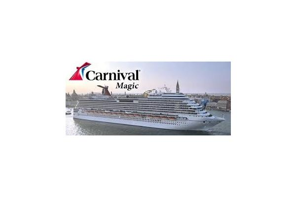 Free Carnival Magic Parking Only $10 pp Shuttle Service Each Way
