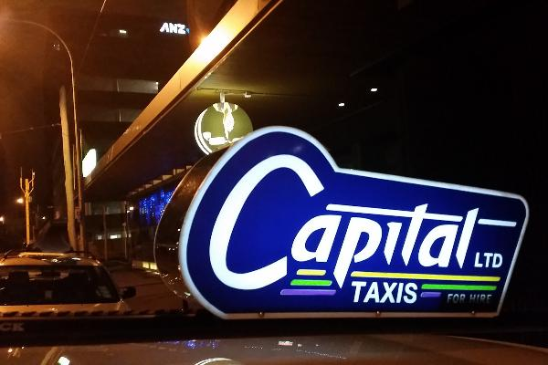 Capital Taxis Ltd
