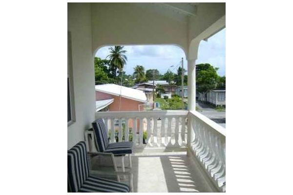 View of Balcony at Carmen's Condominiums in Barbados