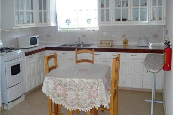 Kitchenette at Carmen's Condominiums in Barbados