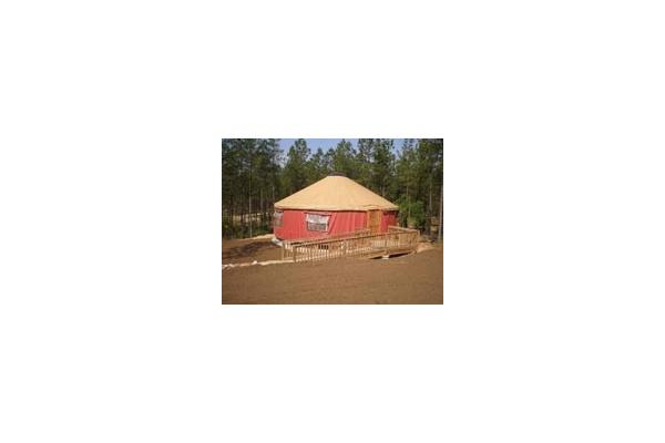 The Yurt Cabin