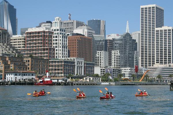 City Kayak