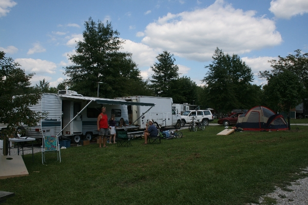 CLARE-MAR LAKES CAMPGROUND