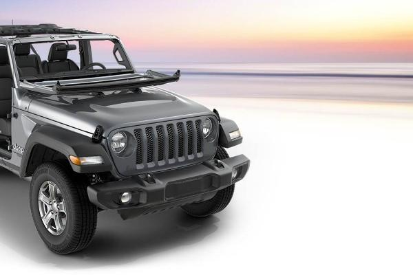 Jeep Wrangler JL No Top No Doors Destin Jeep Rentals