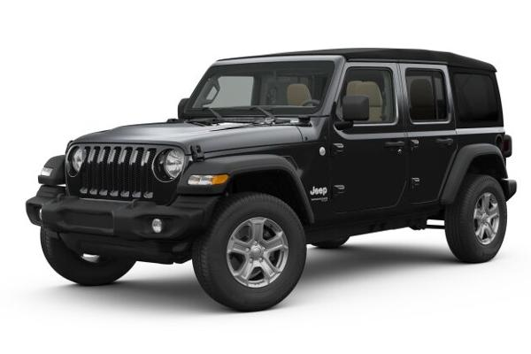 2018 Jeep Wrangler Unlimited JL