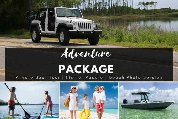 Adventure Package JEEP | PRIVATE BOAT RIDE | PADDLE | PHOTOS