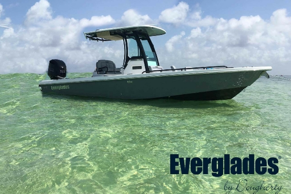 Full Day Rental 2018 Everglades 253CC (175k boat, fishing gear included)