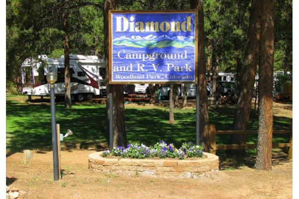 Welcome to Diamond Campground