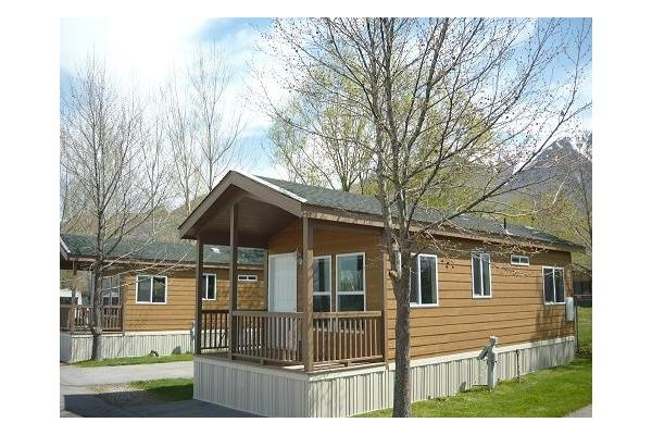 Fully Furnished Cabins