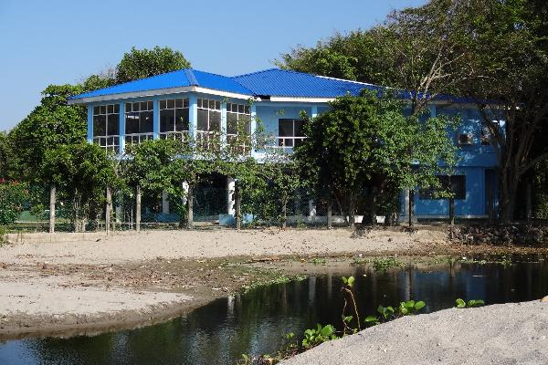 Beachfront Bed and Breakfast La Ceiba, Atlantida, HN