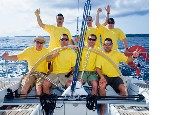 Team Effectiveness through Sailing Experience