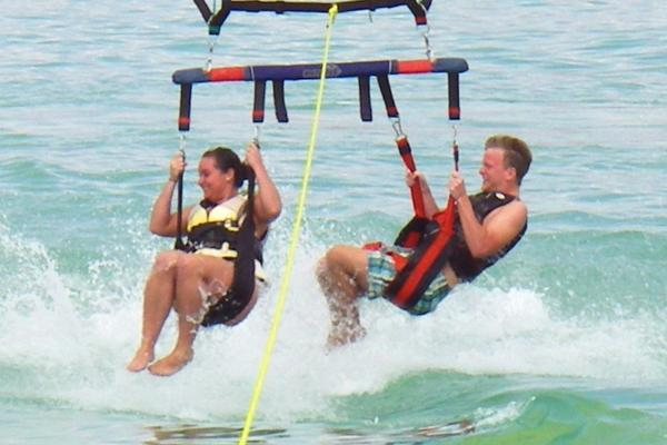 Fly-N-High Waverunner and Parasail