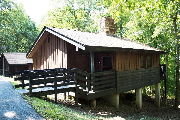 The Bluffs Cabin