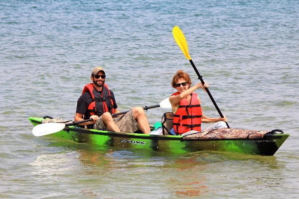 Great Turtle Kayak Tours