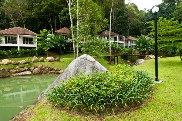 Surrounding Happy Valley Villas