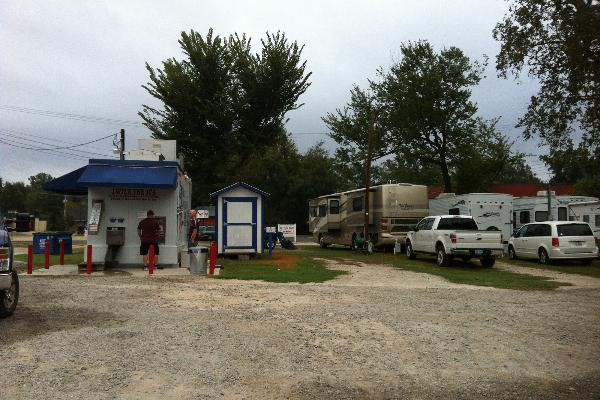 Jefferson Ice Express and RV Park