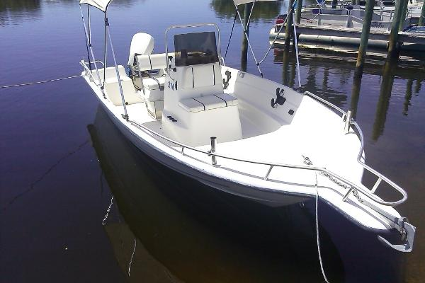 21 foot Center Console fishing Boat