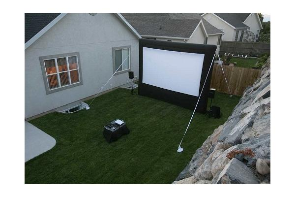 Movie Night Party - 10ft. Screen