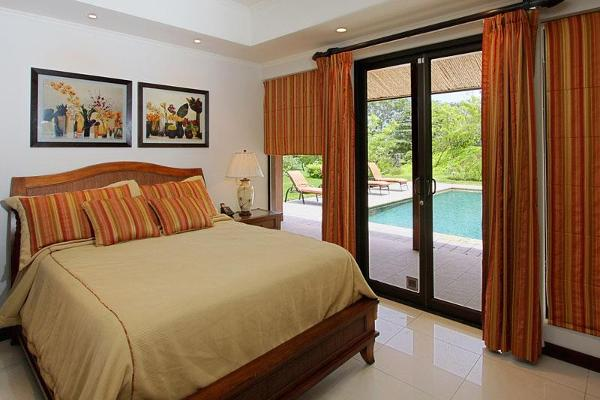 Luxury Vacation Home in Reserva Conchal - Master Bedroom
