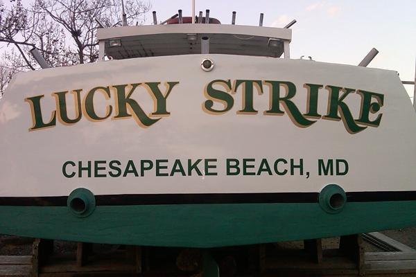 Lucky Strike Charters