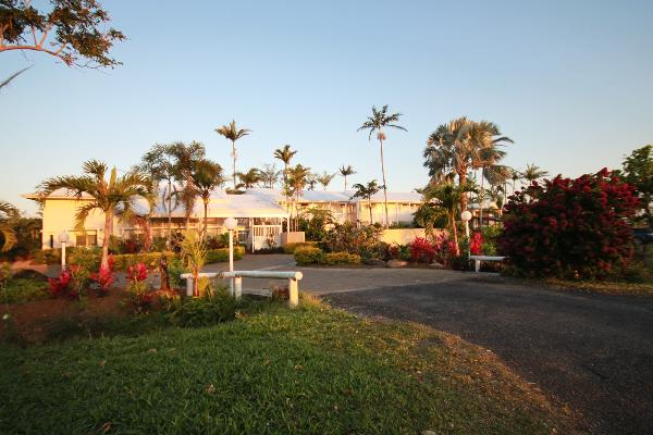 Mackays Motel.  Mission Beach Queensland