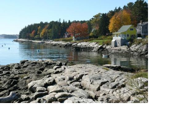 Quaint fishing villages of Maine