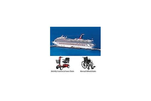 CRUISE PARKING + MOBILITY SCOOTER COMBO $10/DAY