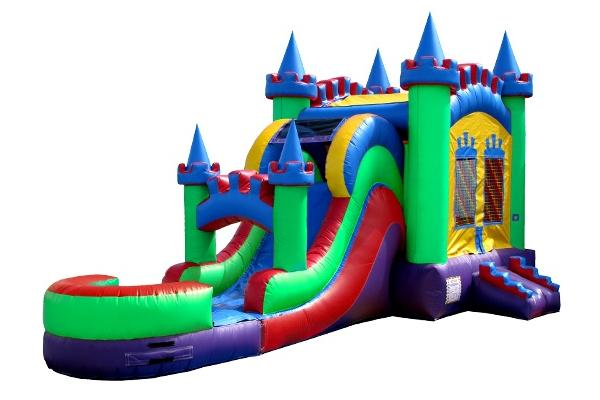 Pump & Jump Inflatable Party Rentals