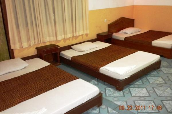 Room Facilities: Air conditioning, Fan, Tiled/Marble floor, Shower, Free toiletries, Toilet, Bathroom, Slippers, Telephone, Satellite channels, Cable channels, Wake-up service