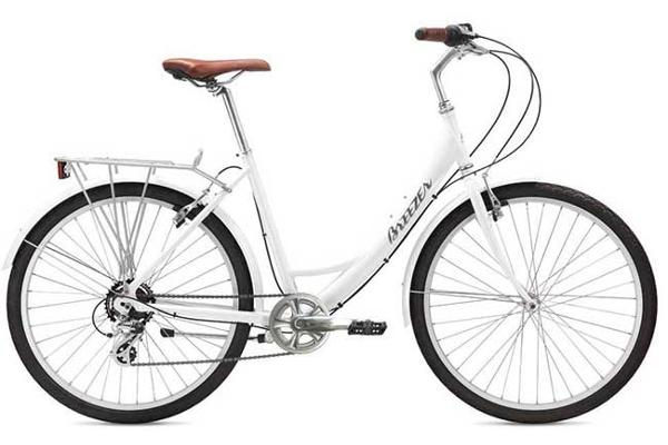 Women's Breezer Uptowns have been awarded Bicycling Magazine's Editors' Choice for Best Commuter bike for an unprecedented four years in a row.