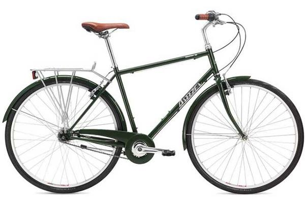 Men's Breezer Uptowns have been awarded Bicycling Magazine's Editors' Choice for Best Commuter bike for an unprecedented four years in a row.