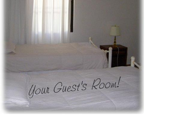 Your Guest Room