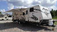 2015 Puma Palamino, 30' travel trailer w/2 slides, fully loaded, Sleeps up to 9 people