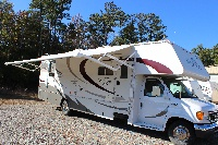 32' Class C with Slide-out, 2006 Granite Ridge by Jayco