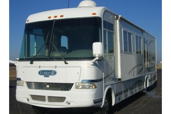 2003 Condor by R-Vision, 35' Class A Gas Motorhome with 2 slide-outs