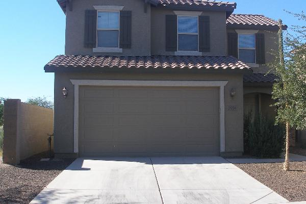 Vacation home in Johnson Ranch golf community