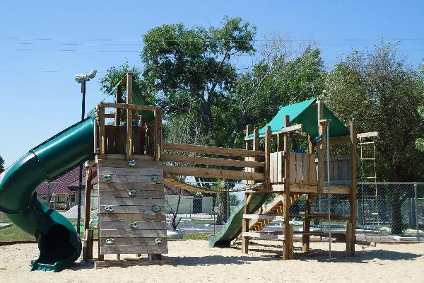 Double Nickel Campground Playground 1