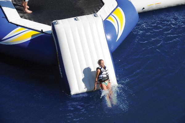 two person slide