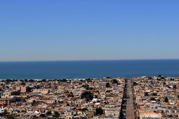 Our neighborhood: The Outer Sunset (Photo credit: Flickr user Duluoz)