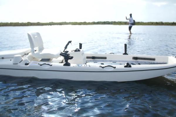 stikboat motorized kayak