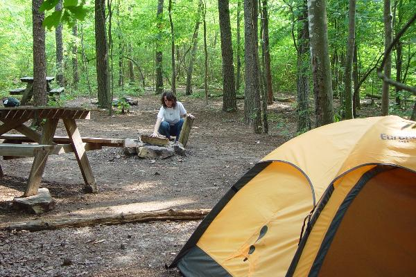 T.A.S. Camp Sites