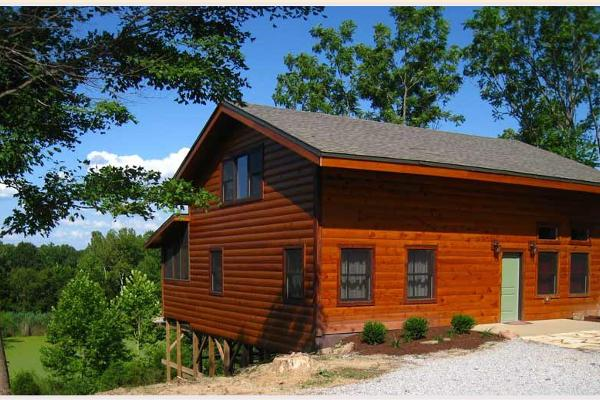 Cabin #1 - Tom Cat Hill Cabins