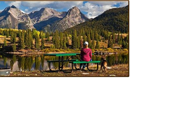 Molas Lake Park and Campground